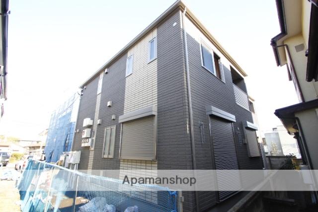 埼玉県ふじみ野市、ふじみ野駅徒歩25分の新築 2階建の賃貸アパート