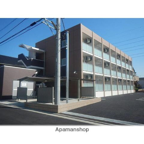 埼玉県富士見市、みずほ台駅徒歩16分の新築 3階建の賃貸マンション
