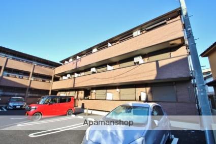 埼玉県富士見市、みずほ台駅徒歩7分の新築 3階建の賃貸アパート
