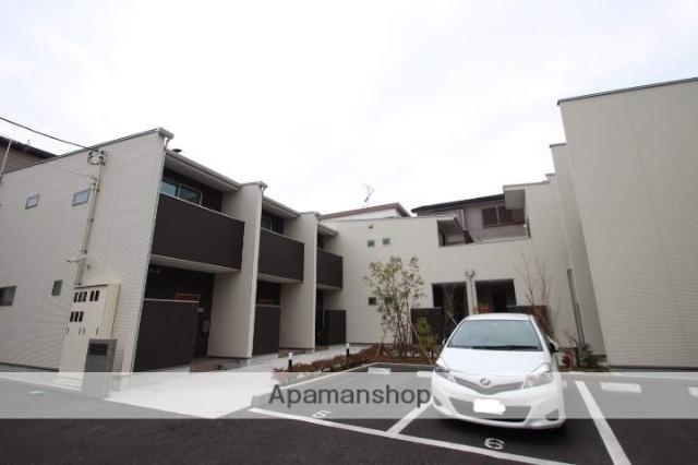 埼玉県入間郡三芳町、鶴瀬駅徒歩17分の新築 2階建の賃貸アパート