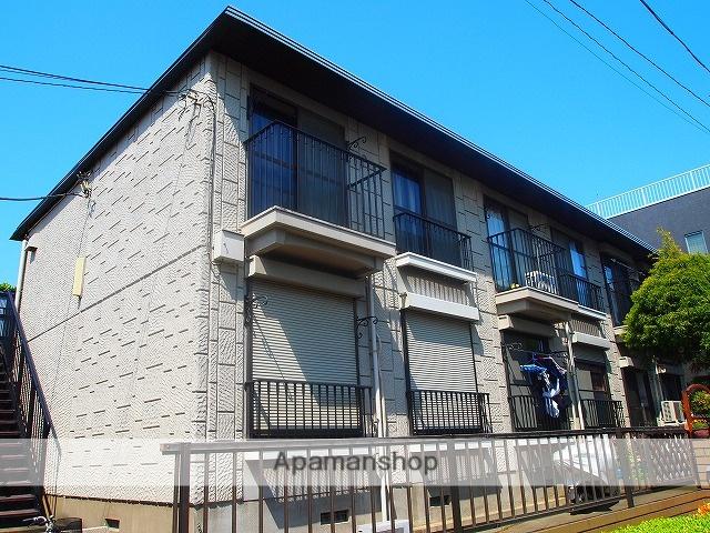 埼玉県富士見市、みずほ台駅徒歩8分の築30年 2階建の賃貸マンション