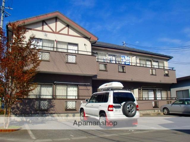 埼玉県富士見市、ふじみ野駅徒歩13分の築17年 2階建の賃貸アパート