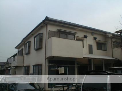 埼玉県川越市、上福岡駅徒歩13分の築25年 2階建の賃貸アパート