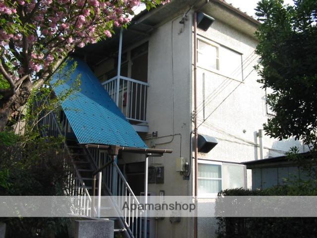 埼玉県ふじみ野市、ふじみ野駅徒歩18分の築37年 2階建の賃貸アパート