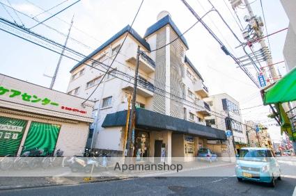 埼玉県ふじみ野市、ふじみ野駅徒歩22分の築41年 4階建の賃貸マンション