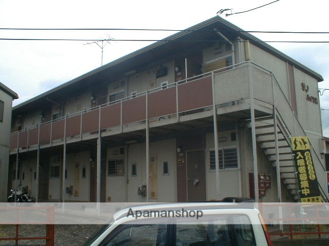 埼玉県川越市、新河岸駅徒歩11分の築33年 2階建の賃貸アパート