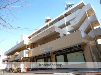埼玉県入間郡三芳町、みずほ台駅徒歩7分の築30年 5階建の賃貸マンション