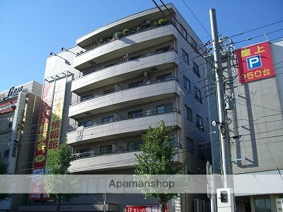 埼玉県富士見市、みずほ台駅徒歩1分の築24年 6階建の賃貸マンション