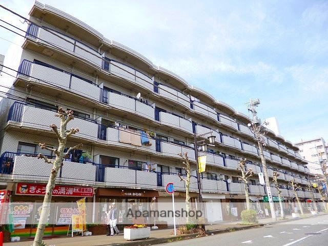 埼玉県富士見市、みずほ台駅徒歩3分の築32年 5階建の賃貸マンション