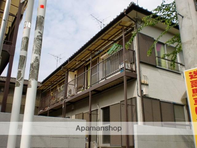 埼玉県入間郡三芳町、みずほ台駅徒歩8分の築42年 2階建の賃貸アパート