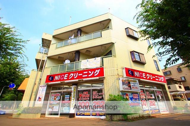 埼玉県入間郡三芳町、みずほ台駅徒歩10分の築26年 3階建の賃貸マンション