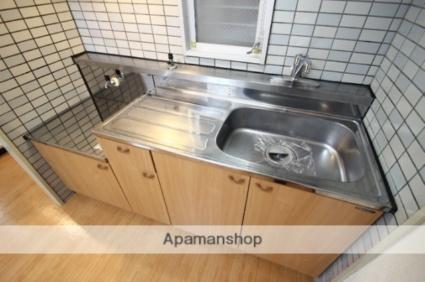 パークアベニュー[3DK/49m2]のキッチン