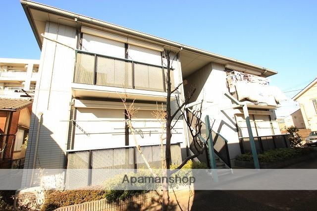 埼玉県ふじみ野市、ふじみ野駅徒歩12分の築20年 2階建の賃貸アパート