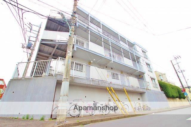 埼玉県富士見市、柳瀬川駅徒歩30分の築31年 3階建の賃貸マンション
