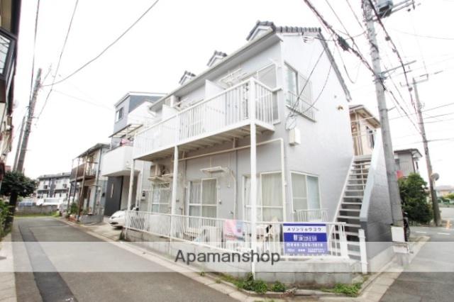 埼玉県富士見市、みずほ台駅徒歩31分の築28年 2階建の賃貸アパート
