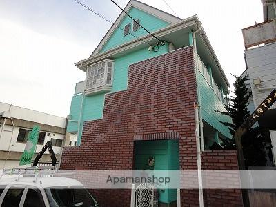埼玉県川越市、新河岸駅徒歩14分の築27年 2階建の賃貸アパート