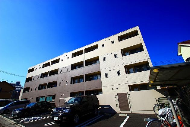 埼玉県ふじみ野市、ふじみ野駅徒歩8分の築7年 4階建の賃貸マンション