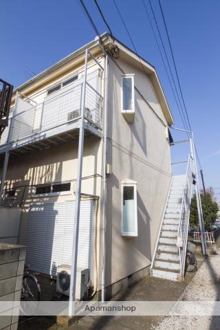 埼玉県ふじみ野市、上福岡駅徒歩12分の築27年 2階建の賃貸アパート