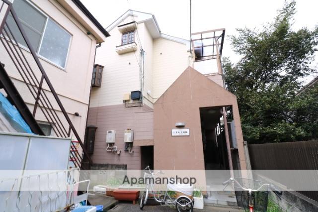 埼玉県ふじみ野市、上福岡駅徒歩3分の築30年 2階建の賃貸アパート