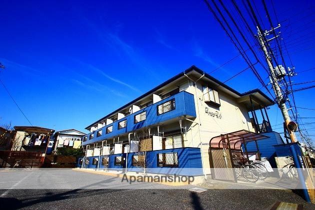 埼玉県ふじみ野市、ふじみ野駅徒歩18分の築23年 2階建の賃貸アパート