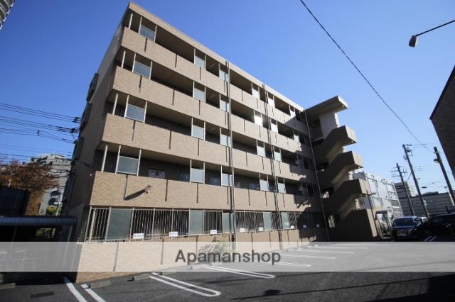 埼玉県富士見市、ふじみ野駅徒歩5分の築8年 5階建の賃貸マンション