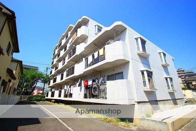 埼玉県ふじみ野市、鶴瀬駅徒歩45分の築28年 5階建の賃貸マンション