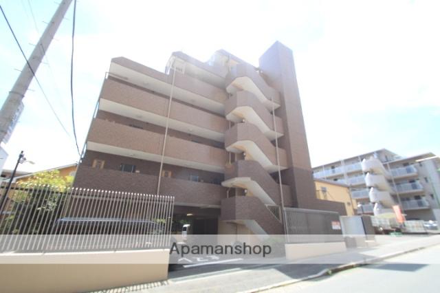 埼玉県朝霞市、北朝霞駅徒歩6分の築16年 6階建の賃貸マンション