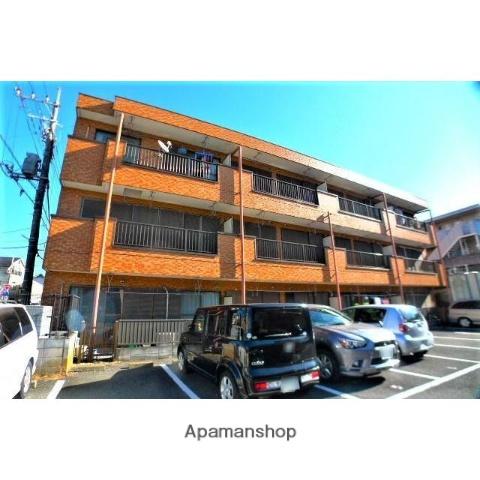 埼玉県志木市、北朝霞駅徒歩21分の築26年 3階建の賃貸マンション