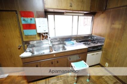 クリスタルM[3DK/54.56m2]のキッチン