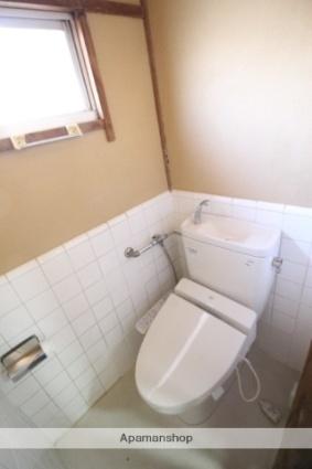 クリスタルM[3DK/54.56m2]のトイレ