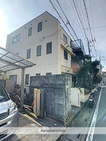 埼玉県ふじみ野市、ふじみ野駅徒歩20分の築32年 2階建の賃貸アパート