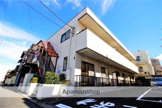 埼玉県川越市、上福岡駅徒歩10分の築21年 2階建の賃貸マンション