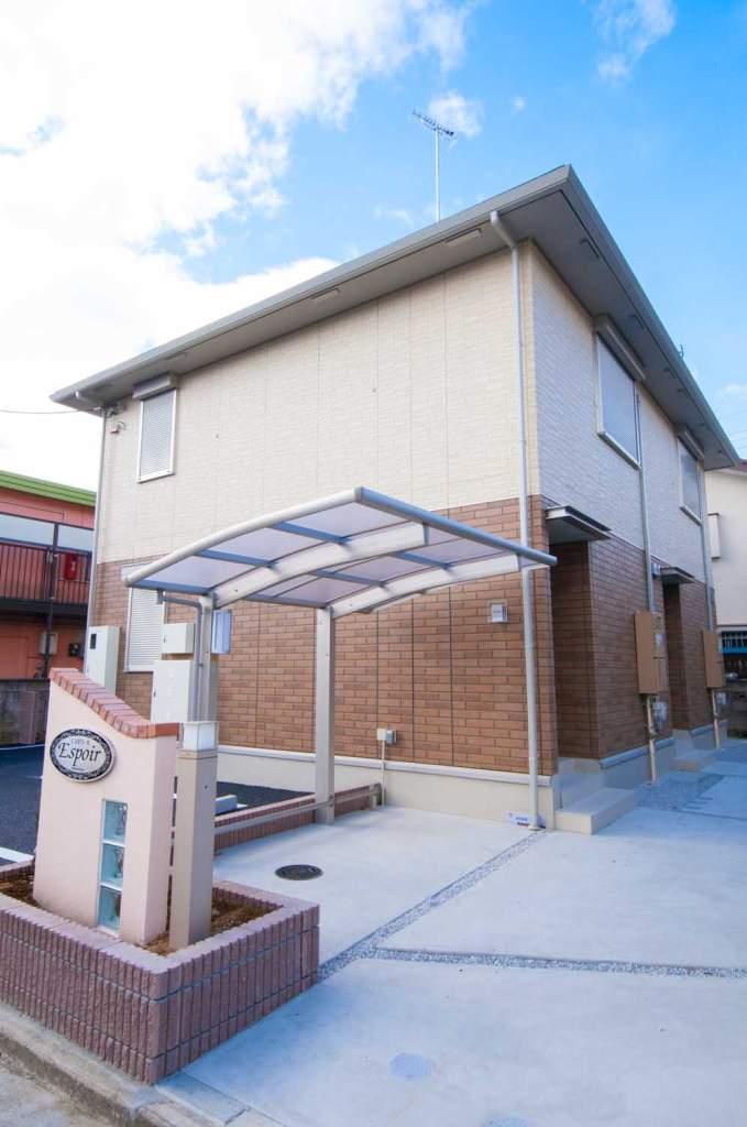 埼玉県ふじみ野市、南古谷駅徒歩29分の築2年 2階建の賃貸テラスハウス