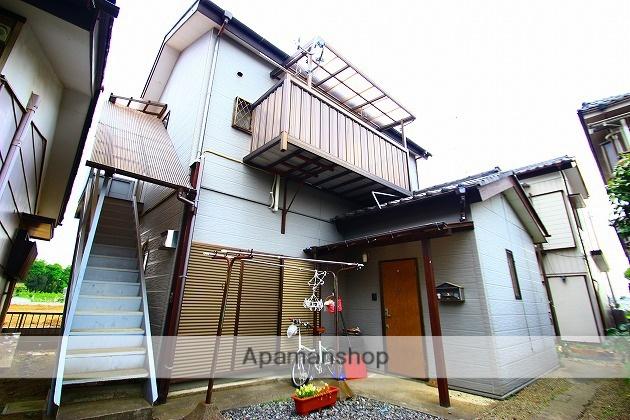 埼玉県富士見市、ふじみ野駅徒歩35分の築45年 2階建の賃貸アパート