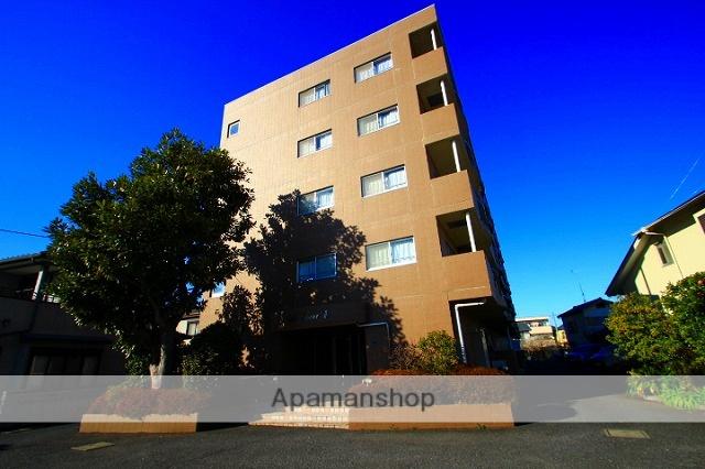 埼玉県志木市、志木駅徒歩14分の築20年 5階建の賃貸マンション