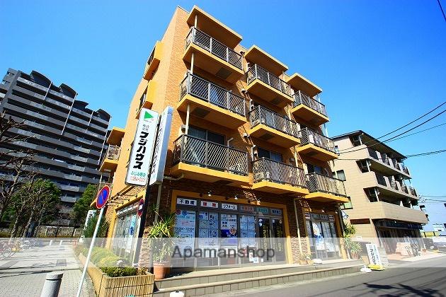 埼玉県富士見市、鶴瀬駅徒歩30分の築11年 4階建の賃貸マンション