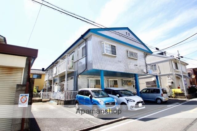 埼玉県ふじみ野市、上福岡駅徒歩15分の築25年 2階建の賃貸アパート