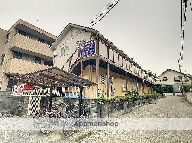 埼玉県志木市、志木駅徒歩15分の築25年 2階建の賃貸アパート
