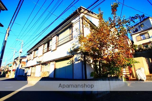 埼玉県新座市、志木駅徒歩17分の築42年 2階建の賃貸アパート