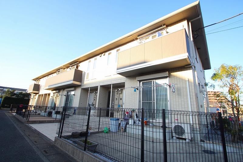埼玉県新座市、新座駅徒歩15分の築7年 2階建の賃貸アパート