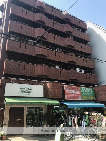 埼玉県志木市、志木駅徒歩3分の築35年 7階建の賃貸マンション