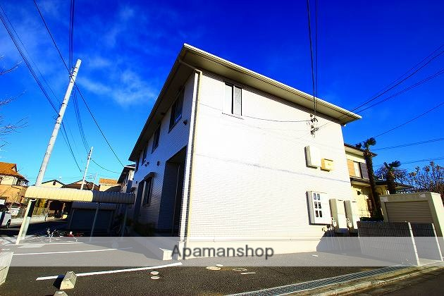 埼玉県ふじみ野市、上福岡駅徒歩25分の築10年 2階建の賃貸アパート