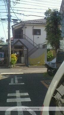 埼玉県富士見市、鶴瀬駅徒歩10分の築42年 2階建の賃貸アパート