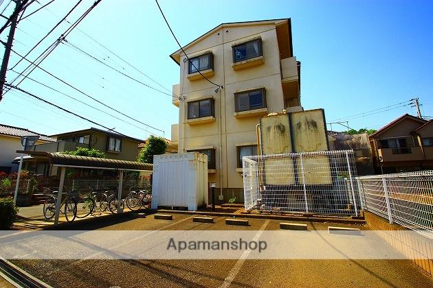 埼玉県ふじみ野市、ふじみ野駅徒歩8分の築20年 3階建の賃貸マンション