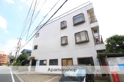 埼玉県朝霞市、朝霞駅徒歩21分の築28年 3階建の賃貸マンション