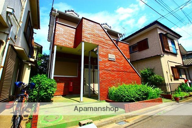 埼玉県ふじみ野市、鶴瀬駅徒歩36分の築25年 2階建の賃貸アパート