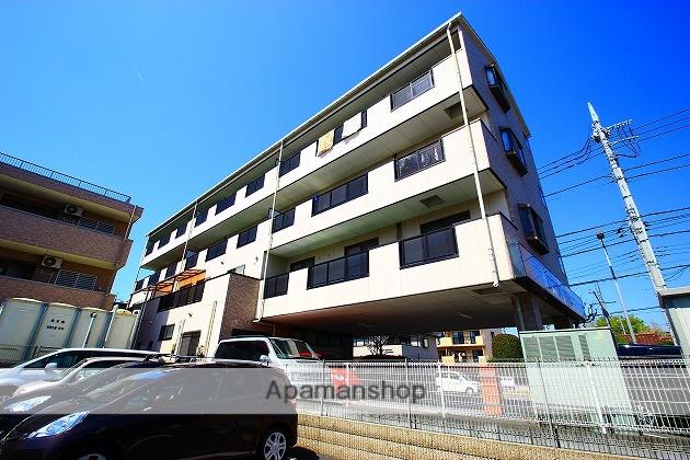 埼玉県ふじみ野市、ふじみ野駅徒歩14分の築19年 4階建の賃貸マンション