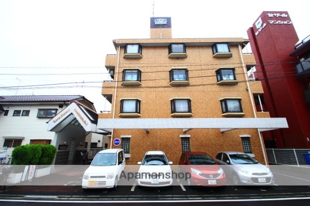 埼玉県ふじみ野市、ふじみ野駅徒歩8分の築28年 4階建の賃貸マンション