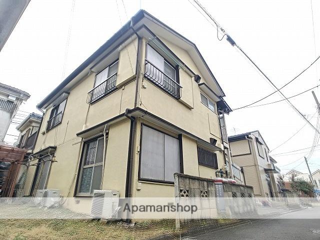 埼玉県ふじみ野市、ふじみ野駅徒歩15分の築43年 2階建の賃貸アパート