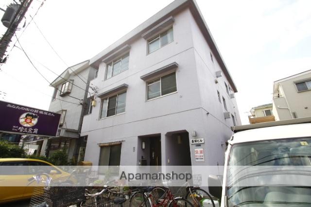 埼玉県ふじみ野市、上福岡駅徒歩8分の築34年 3階建の賃貸マンション